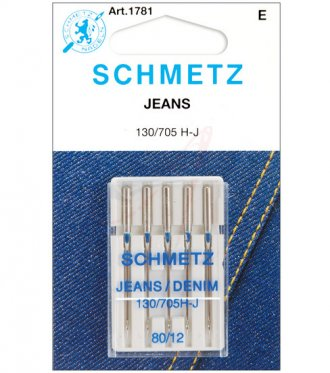 SCHMETZ - DENIM NEEDLES
