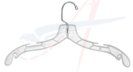HEAVY WEIGHT BRIDAL HANGERS - Click Image to Close