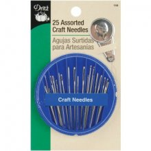 CRAFT NEEDLES 25 ASSORTED