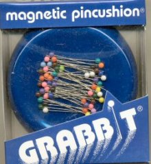 """GRABBIT"" MAGNETIC PIN CUSHION"