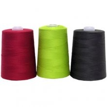 TEX-21 100% SPUN POLYESTER THREAD