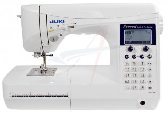 JUKI COMPUTERIZED SEWING & QUILTING MACHINE F600