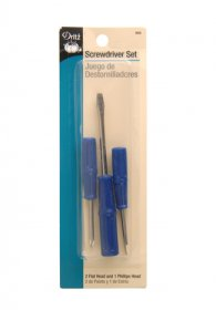 SCREWDRIVER SET 3 PCS.