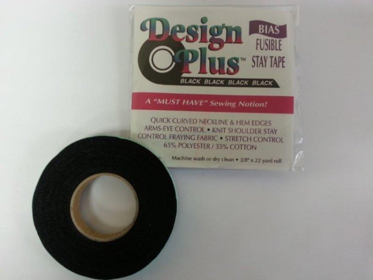 BIAS FUSIBLE STAY TAPE