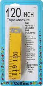 "120"" TAPE MEASURE"