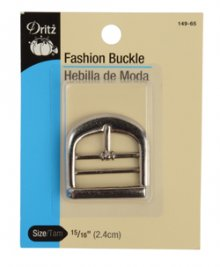 FASHION BUCKLE NICKEL