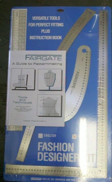 Fashion Designer Kit Rl 15102 65 00 American Sewing Supply Pay Less Buy More
