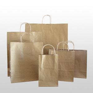 PAPER SHOPPING BAGS BROWN [PBB] - $125.00 : American Sewing Supply ...
