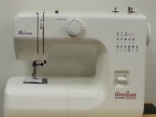 AMERICAN HOME SEWING MACH